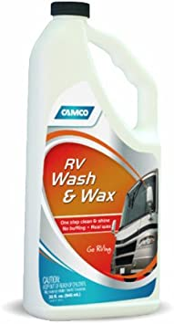 Amazon Com Camco 40492 Wash Wax 32 Oz Automotive