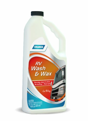 Camco 40492 Wash & Wax - 32 oz