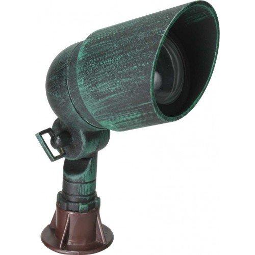 Orbit Lighting Signature Series S131 MR 16 Low Voltage Directional Light, Verde Green 20W ()