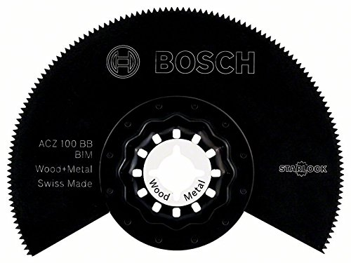 Bosch 2608662608 Bim Segment Saw Blade Acz 100 Bb 10 Pcs