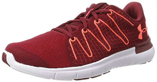Under Armour Herren Laufschuhe Laufschuhe UA Thrill 3, Red (Cardinal )