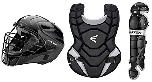 EASTON BLACK 2.0 Youth Catchers Protective Box Set | Youth