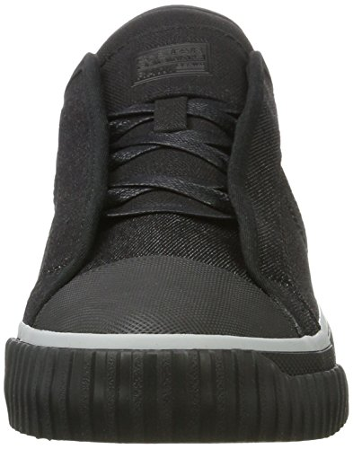 Homme G Noir STAR Black Scuba RAW Low Sneakers Basses wOYUOqTr