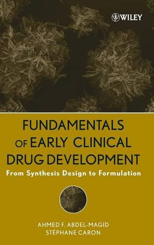 Fundamentals Of Early Clinical Drug Development  From Synthesis Design To Formulation