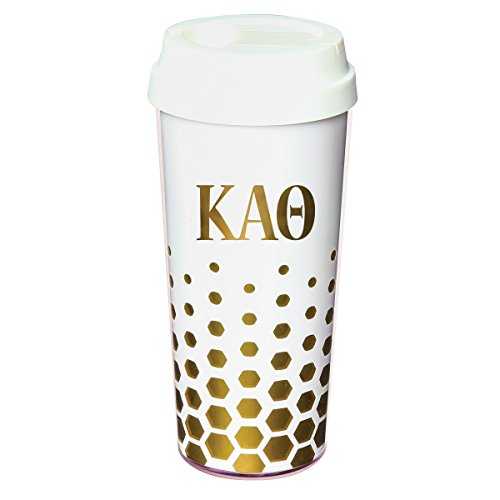 Alexandra And Company Coffee Tumbler, Kappa Alpha Theta
