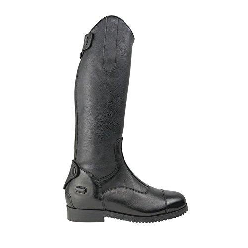 Brogini Ninos Capri Largo Equitacion Botas Zapatos Calzado Exterior Casual Black