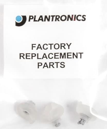 and 655 headsets soft gel Ear tips kit Plantronics For Discovery 640 645
