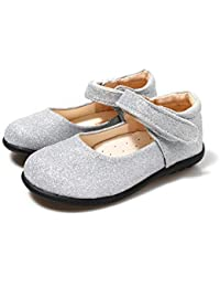 Flats for Girls Dress Shoes Mary Jane