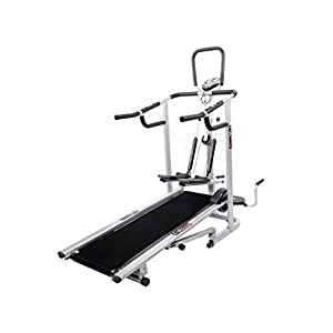 Lifeline Manual Treadmill 4 in 1 India 2020