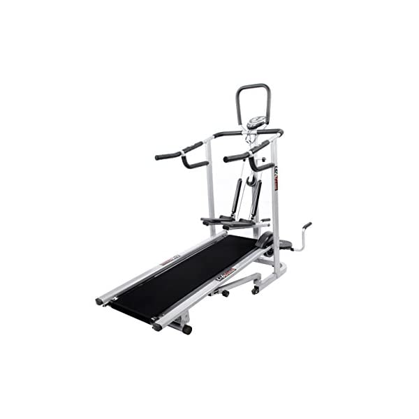 Lifeline Manual Treadmill 4 in 1 India 2020