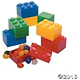 Brick Party Plastic Easter Eggs