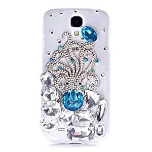 HP DFOctopus Back Case for Samsung Galaxy S4 I9500