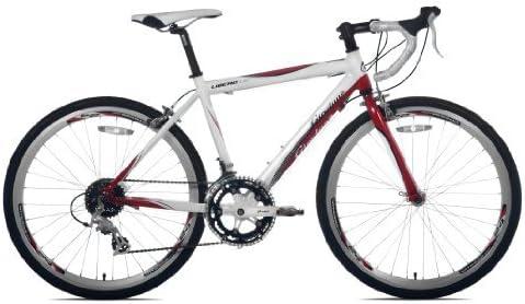 Giordano Libero 1.6 Road Bike 24-Inch 白い/赤 [並行輸入品]