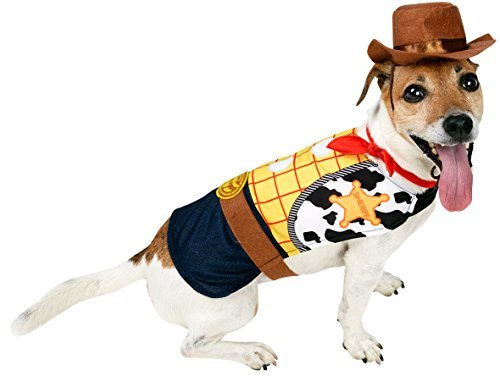 Rubie's Official Woody Dog Costume - Small, Yellow/Brown by Rubie?s
