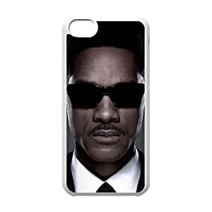 Men in Black iPhone 5c Cell Phone Case White Tpoos