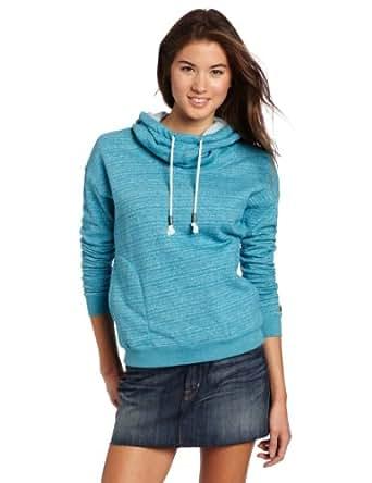 Roxy Juniors Meridian Pullover, Blue, Medium