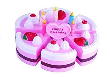 BSD Pastel de cumpleaños Grande 32 artículos: Amazon.es ...