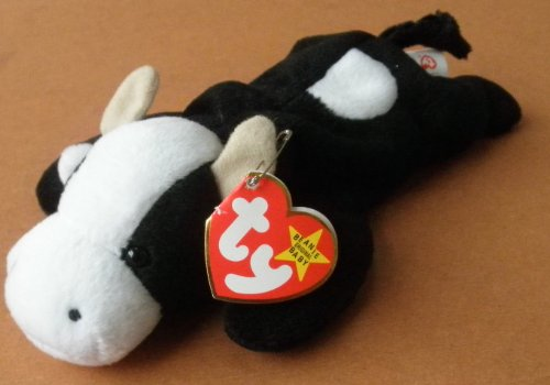 Price comparison product image TY Beanie Babies Daisy the Cow Plush Toy Stuffed Animal