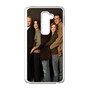 How I Met Your Mother LG G2 Cell Phone Case White JU0978383