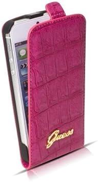 GUESS GUEGUFLP5CMP funda para teléfono móvil 10,2 cm (4