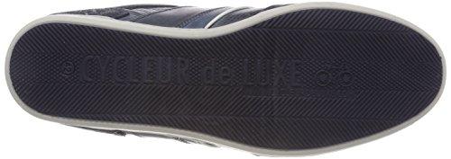 Cycleur de luxe Bahamas, Sneaker Uomo Blu (Navy)