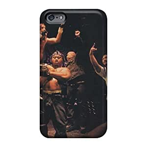 Protector Cell-phone Hard Cover For Iphone 6 (KBS9786Rfhz) Unique Design High Resolution Red Hot Chili Peppers Pictures