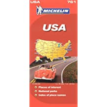 Michelin USA Map