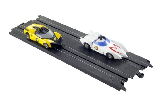 Mattel Tyco R/C Speed Racer Electric Slot Car Racing -