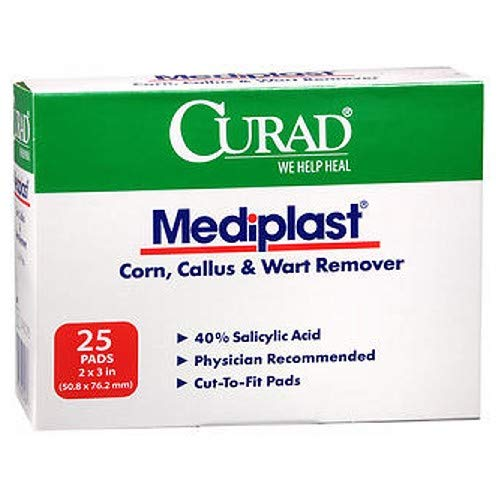Curad Mediplast Pads 2'' x 3'' 25 ea by Curad (Image #1)