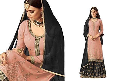 (Designer Salwar Kameez Suit Indian Pakistani Bollywood Dress Anarkali Kameez)