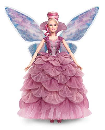 (Barbie FRN77 Disney The Nutcracker and The Four Realms Sugar Plum Fairy Doll, Multicolor (Renewed))