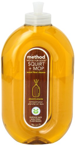 Method Squirt + Mop Hardwood Floor Cleaner, Almond, 25 Ounce (Pack 6) by Method (Image #9)