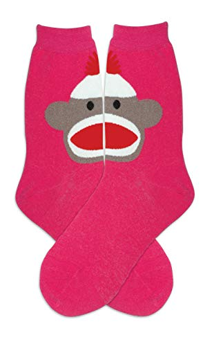 Foot Traffic Sock Monkey Socks, For Monkey'ing -