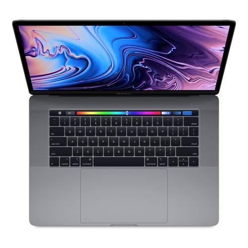"Apple MacBook Pro (15"" Retina, Touch Bar, 2.3GHz 8-Core Intel Core i9, 32GB RAM, 512GB SSD, Radeon 560X) - Space Gray (Latest Model)"