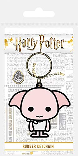 1art1® Harry Potter - Dobby Chibi Llavero (6 x 4cm): Amazon ...