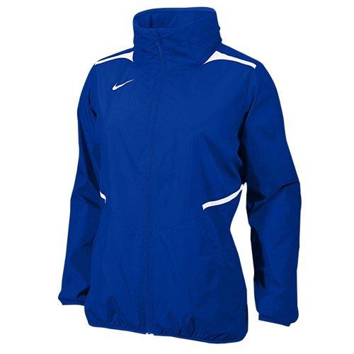 Nike White Woven Jacket - 1