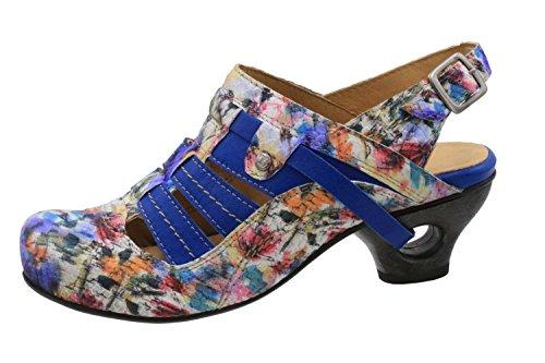 Pour Blau Tiggers Femme Eu Bunt Escarpins 36 q4w5RwO