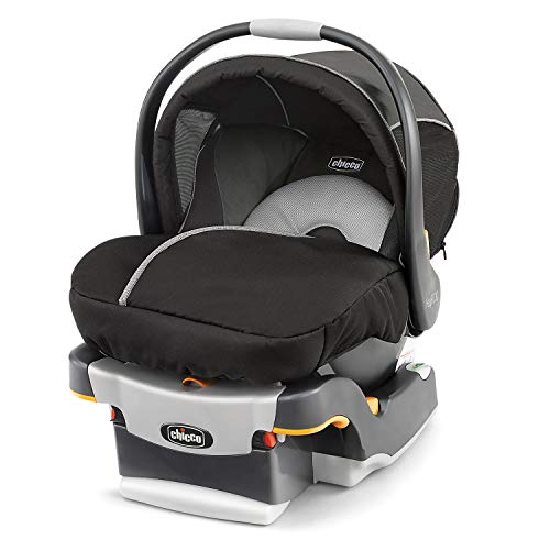 Chicco KeyFit 30 Magic ReclineSure Rear-Facing Infant Car Seat and Base, Coal (2 Pack)