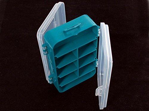 Adafruit Bi-Fold Compartment Parts Box (1 piece)