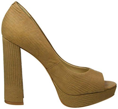 Femme bout Minilizard Chaussures fermé 01 Amendoa 15 Beige Buffalo 6024 à Beige Zs 0w44qdB