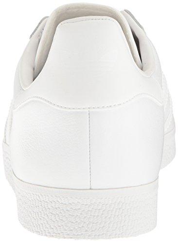 Adidas Originals Herren Gazelle Schnür-Sneaker Weiß