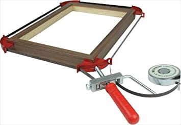 steel band strap frame clamp suitable for picture framing