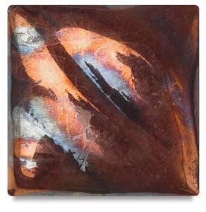 Amaco Raku Glaze - Pint - R-20 Lustrous Copper (Raku Glaze)
