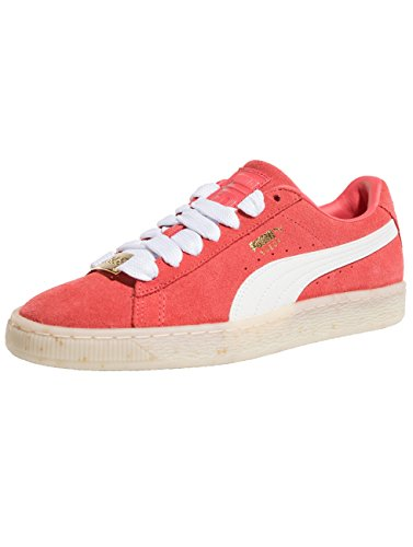 Bboy Sneaker Suede Rosso Rosa Donna Fabulous Classic Puma RXExPgx