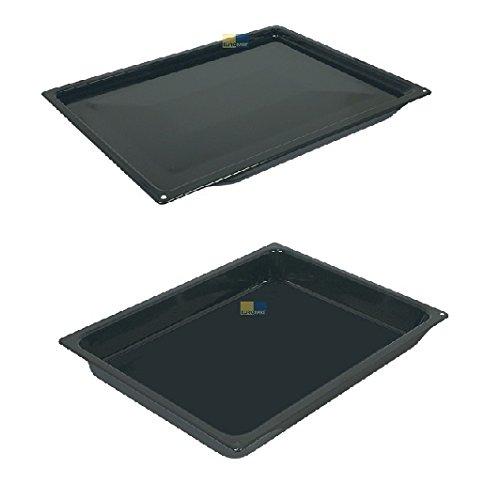 Original SET 2x Backblech Gorenje 274662 und 274663 458 x 364 cm GORENJE D D