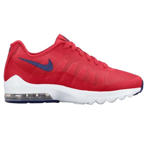 Nike W Air Max Invigor Print, Scarpe da Corsa Donna Multicolore (Red)