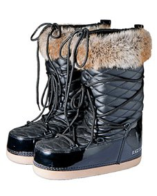 meet 190f2 625cc Barts Black Quilted Moonboots- XXS: Amazon.co.uk: Shoes & Bags
