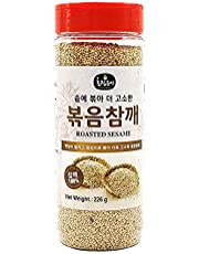 Choripdong Premium Quality 100% Roasted Sesame Seeds, 226g