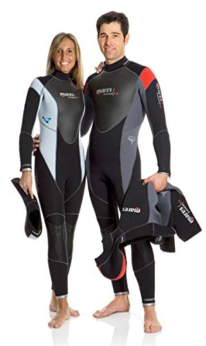 Mares Evolution 2 Piece Wetsuit 5+5mm She Dives size 2(S) Lady ... 3f6b7f6b9