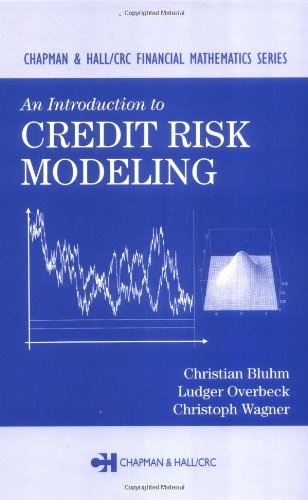 An Introduction to Credit Risk Modeling (Chapman & Hall/CRC Financial Mathematics Series) (Credit Risk Modeling compare prices)